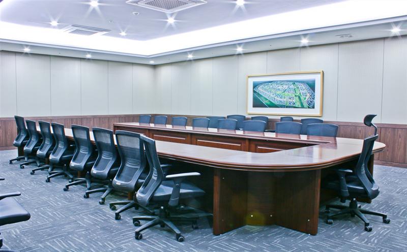 实木会议桌-HYZ02