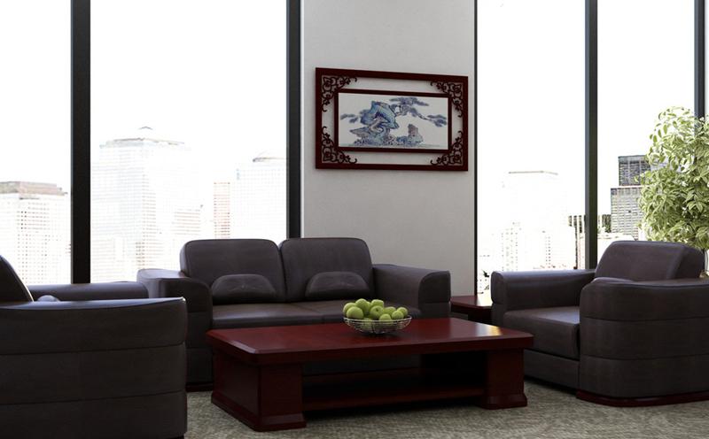 办公沙发-XD1056