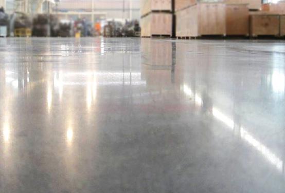 耐磨固化地坪