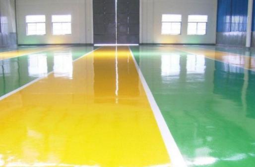 为您介绍溶剂型和无溶剂型环氧地坪漆的优点