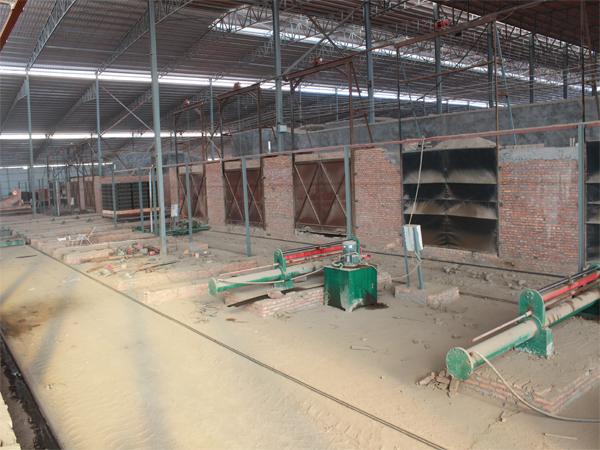福建省南安市年產1.6億(折標)隧道窯