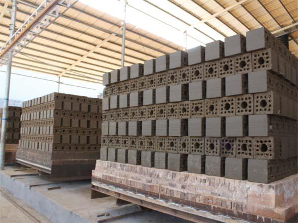 为什么说烧制温度的控制对烧结砖成品来说至关重要!