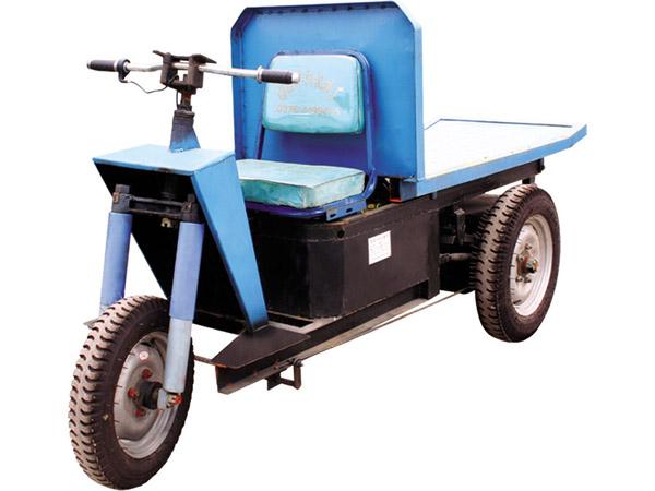 電動干坯裝窯運輸車