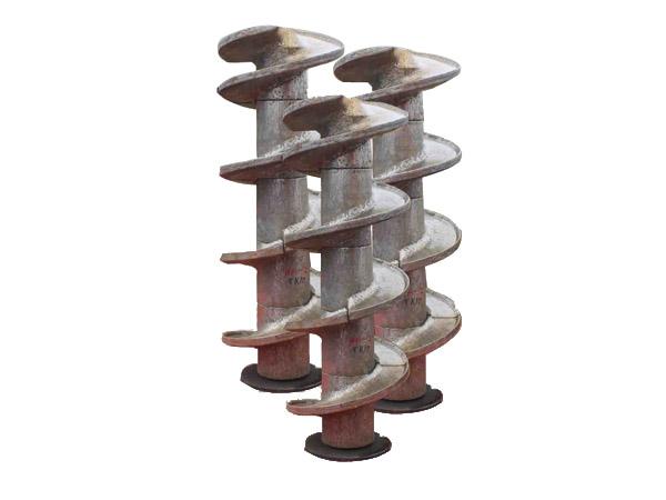 高鉻合金螺旋