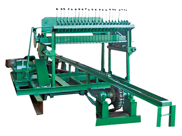 ZQP自動方鋼可調式切坯機