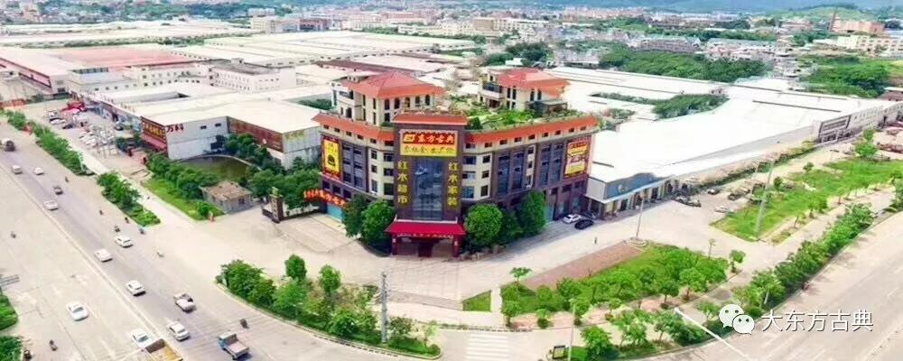 中国家协传统家具专业委员会秘书长姜恒夫先生莅临东方产业园参观指导