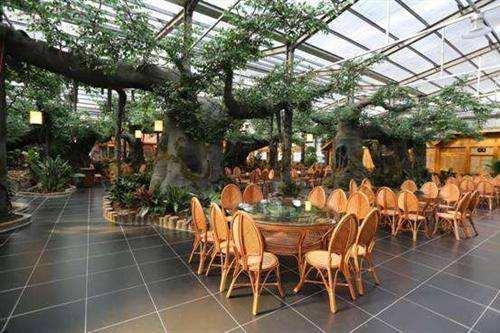 西安生态餐厅设计