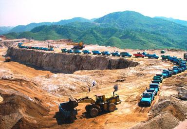 瓮福磷矿尾矿库监测系统