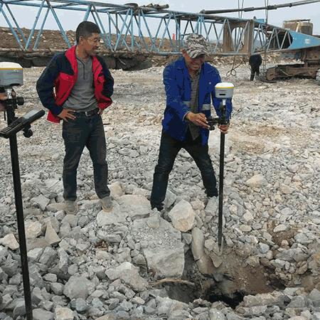 RTK在土方测量中的应用