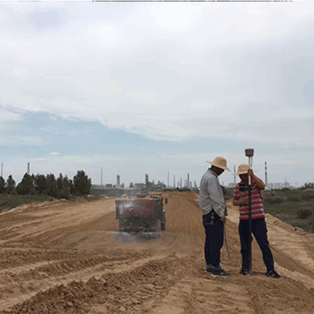 RTK在道路施工放樣中的應用