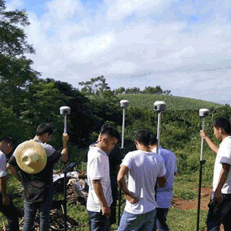 高精度GNSS在园林测绘中的应用