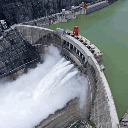 溪洛渡水电站自动化安全监测系统