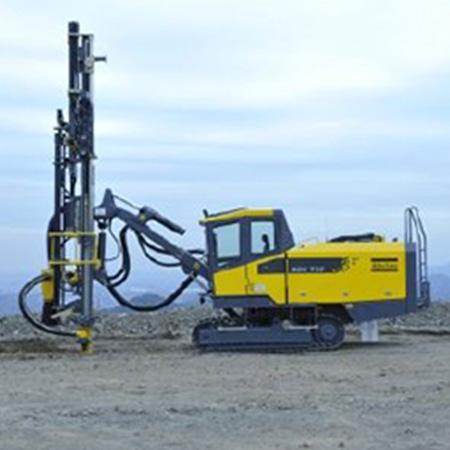 华测钻机定位系统在北京某工地的应用
