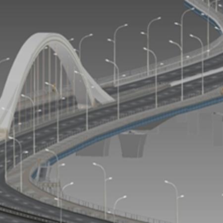 三维激光扫描仪桥梁变形监测