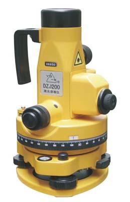 蘇一光DZJ200激光垂準