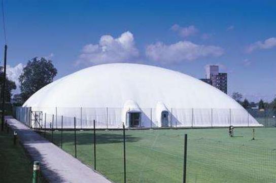 充氣膜結構建筑體育館——還您體育夢
