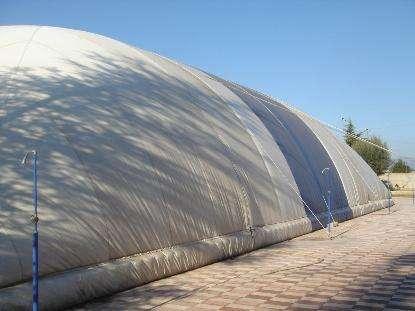 充氣膜結構介紹膜結構屋頂特征