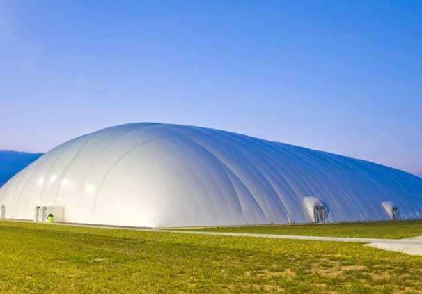 充氣膜結構廠家的施工流程是什么
