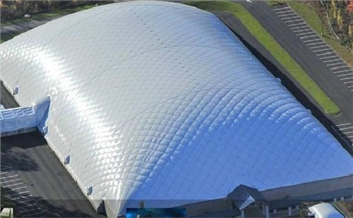 我们所使用的充气膜结构煤棚在设计时应注意的问题有哪些?