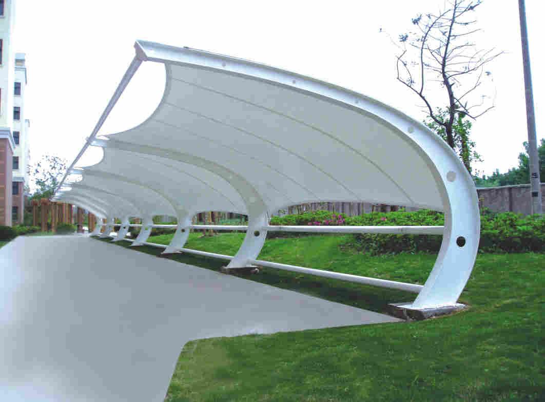 泰州膜结构停车棚
