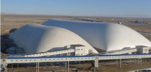 泰州膜結構煤棚