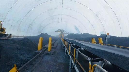 南通膜結構煤棚