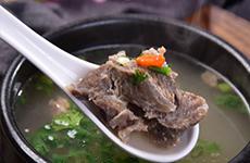 长春牛肉汤饭加盟店