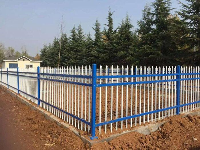 北京/天津鋅鋼圍欄應用領域這么廣的原因