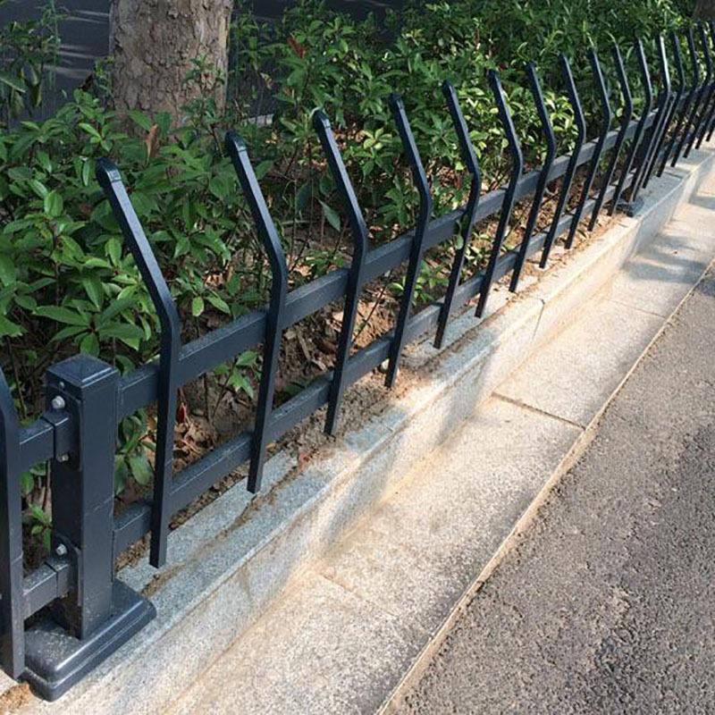 鋅鋼草坪圍欄護欄