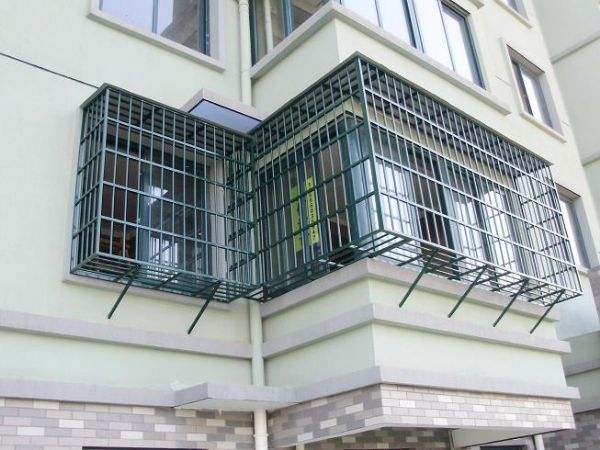 铝合金窗护栏