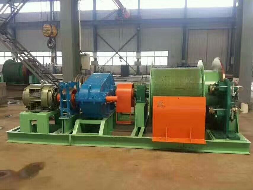 江苏徐州矿井提升机厂告诉你他在生产过程中的重要表现