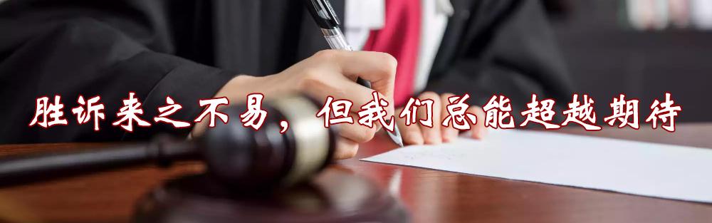 北京刑事辩护律师咨询