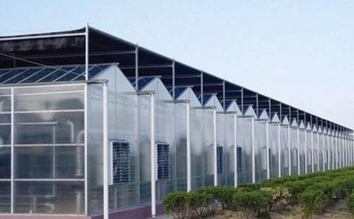 智能薄膜温室大棚