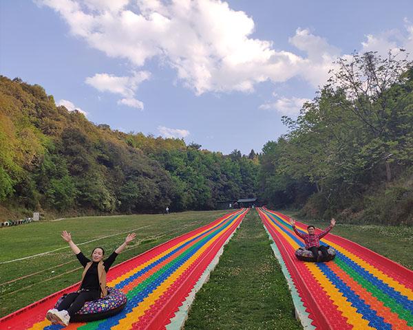 生态度假山庄今年的活动安排