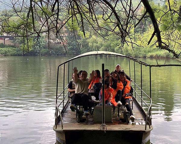 生态休闲度假山庄娱乐休闲的体验形式