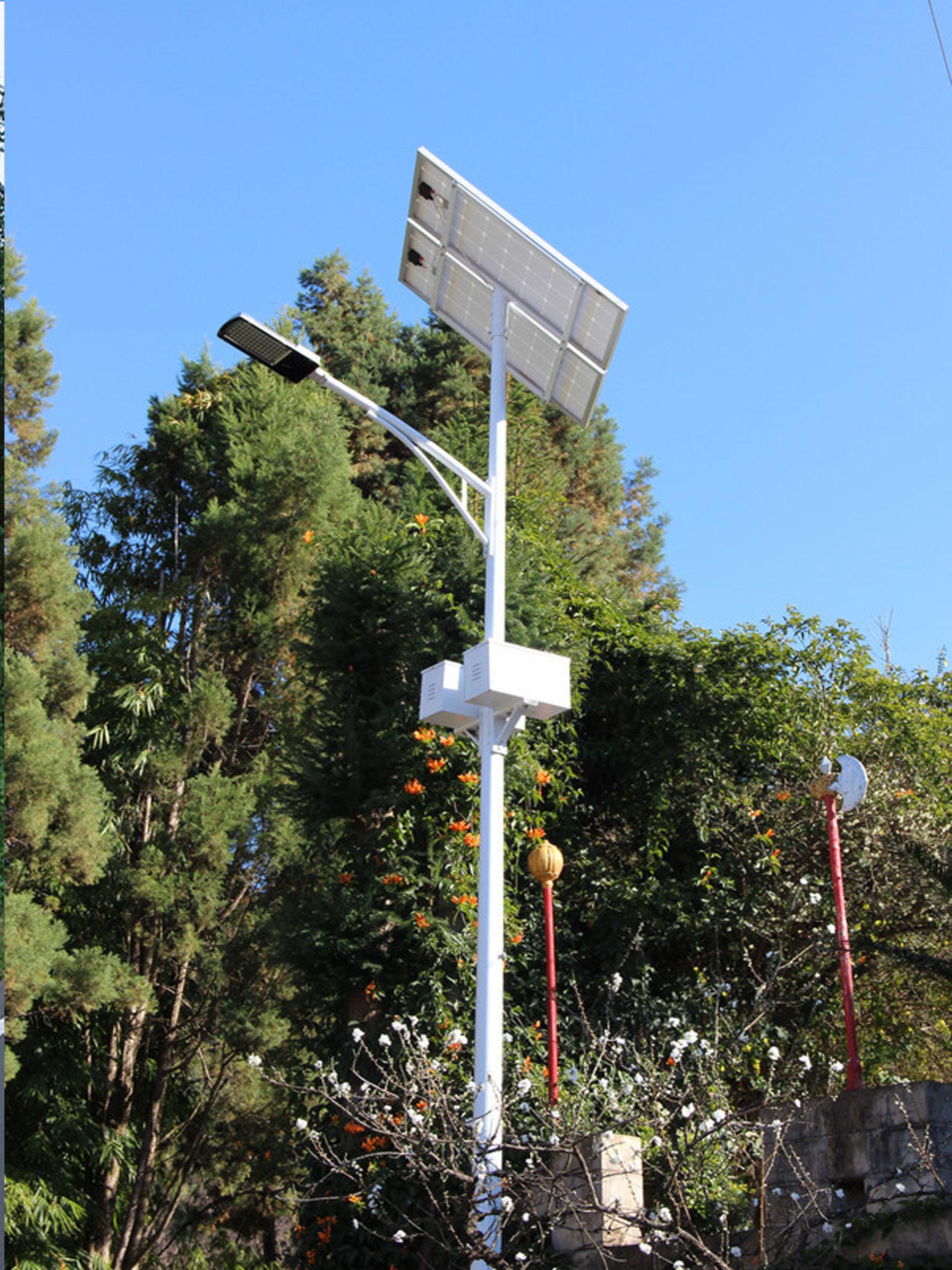 太陽能路燈案例