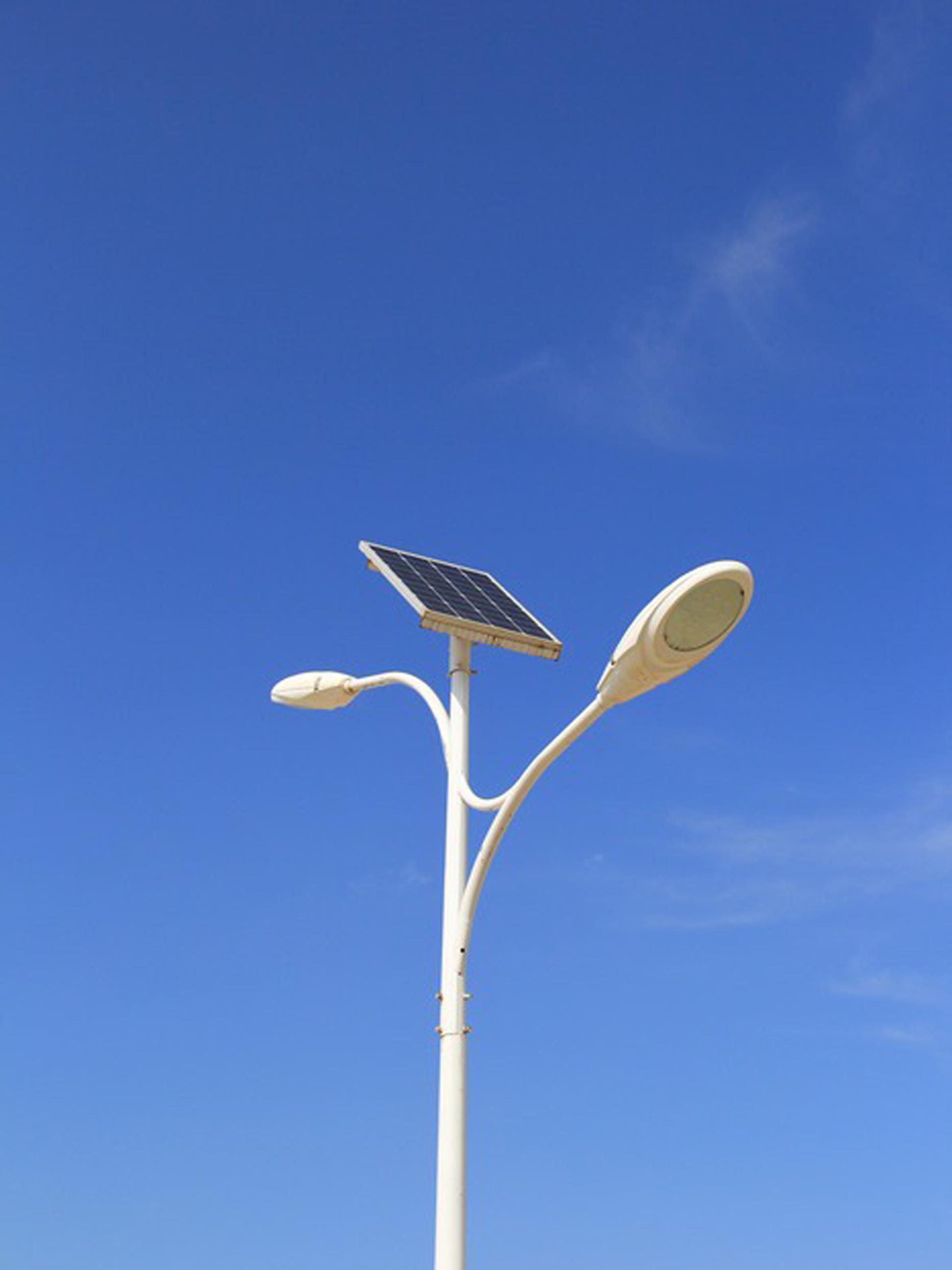 太阳能路灯案例2