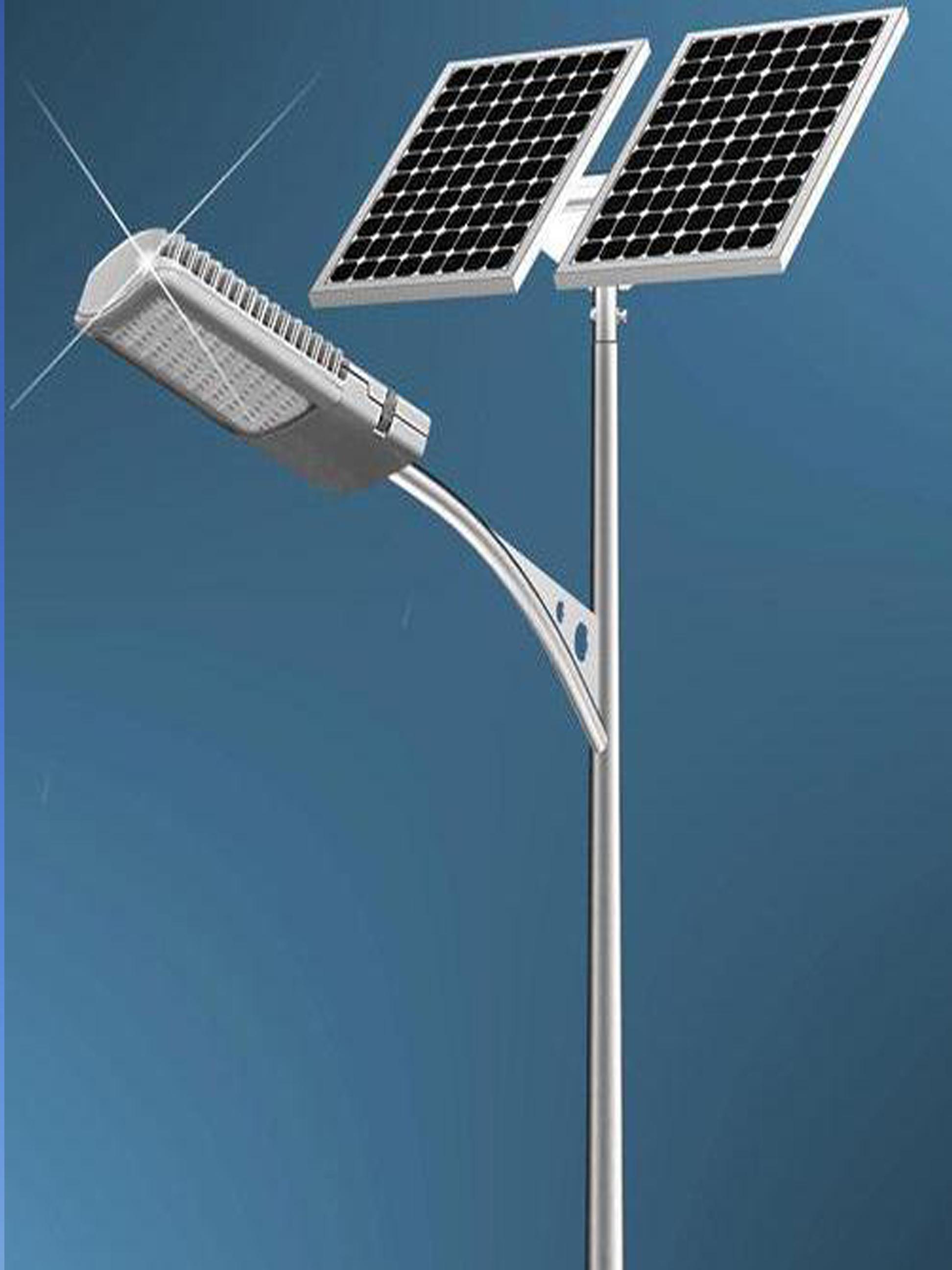 太阳能路灯案例4