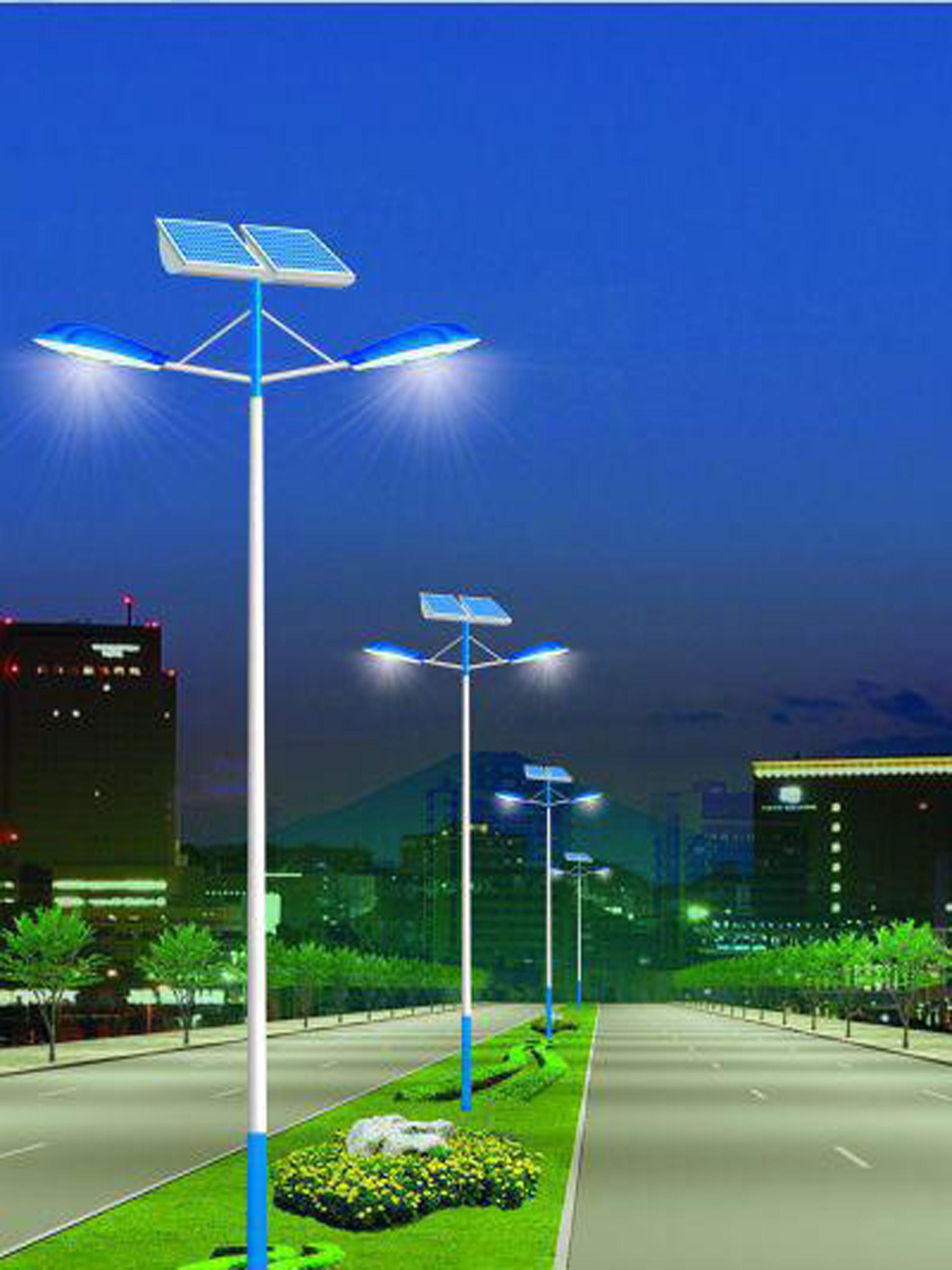 太阳能路灯案例5