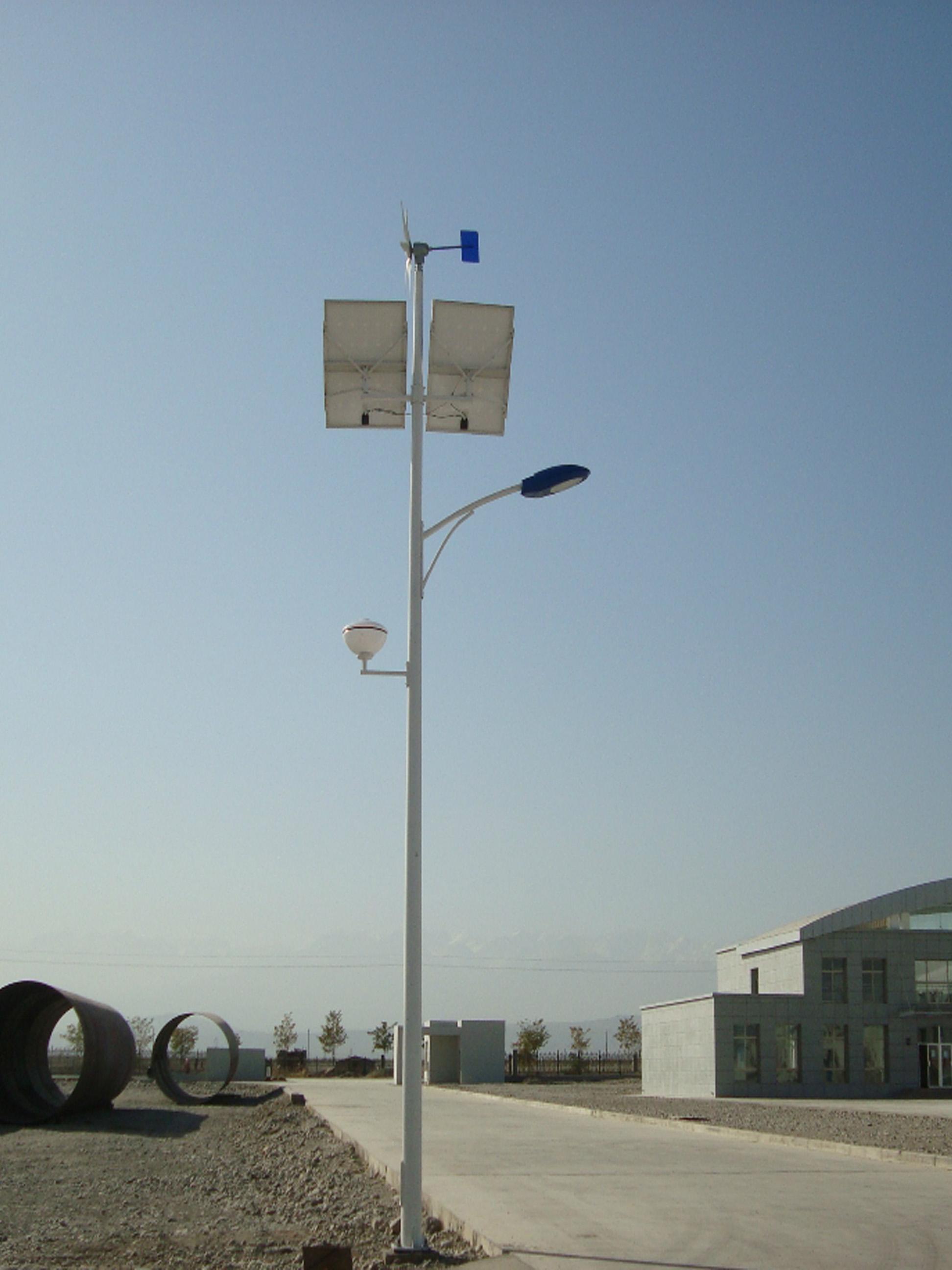 太阳能路灯投入资金少