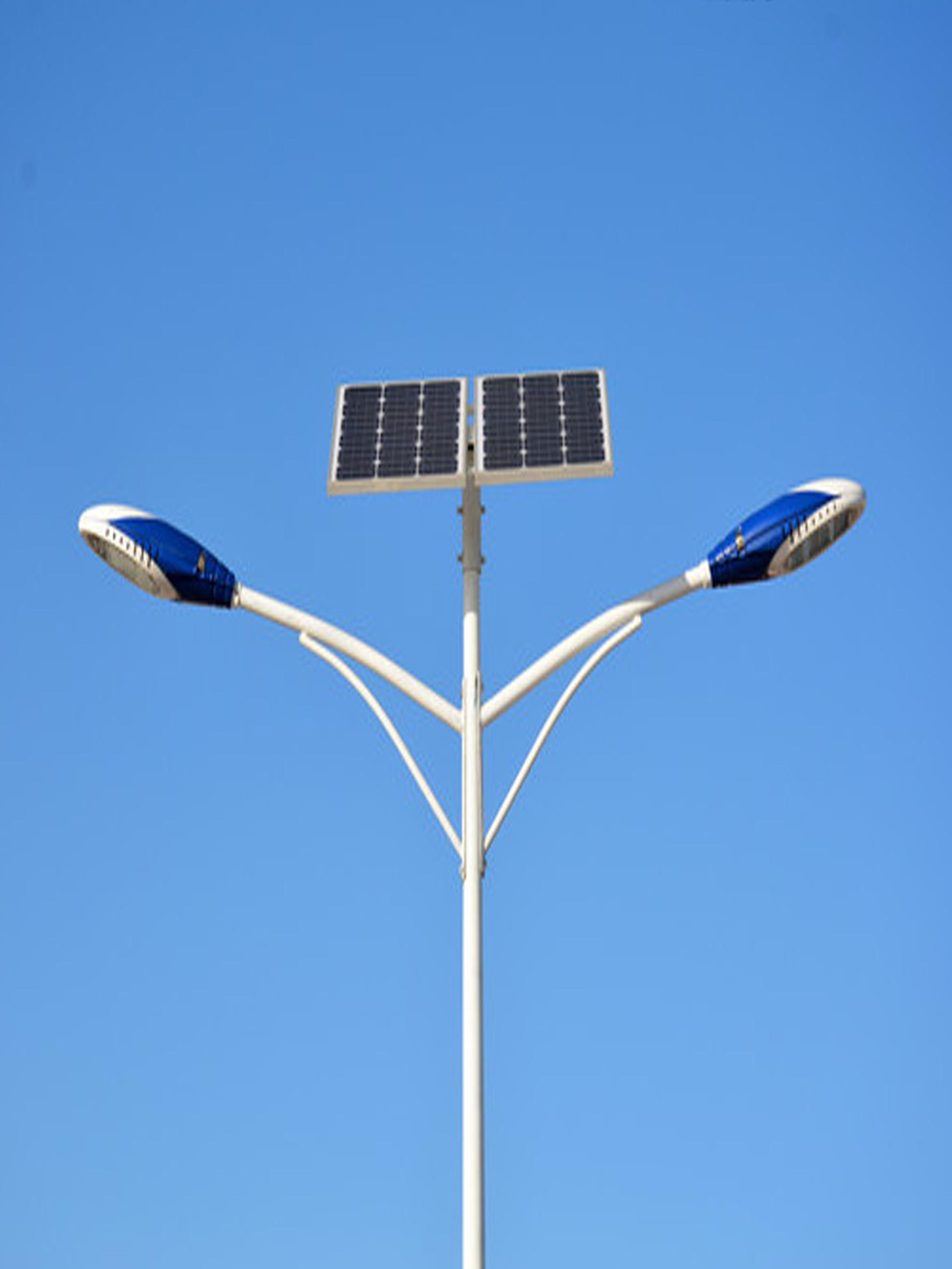 太阳能路灯节能环保
