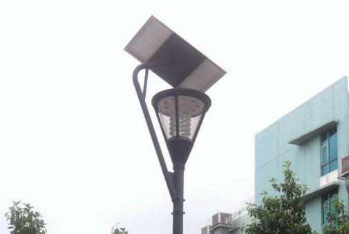 安装太阳能庭院灯给生活带来的便利