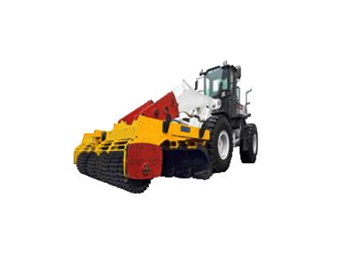 ZCXS-3.5B型机械式路面随形破冰除雪机
