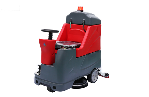 X700驾驶式洗地机