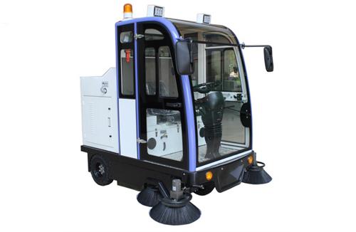 D2000驾驶式扫地车