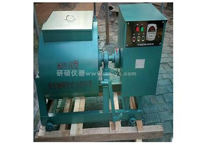 HW-60、30L型单卧轴泵搅拌机