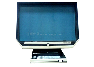 EC3000型羽绒分辨投影仪