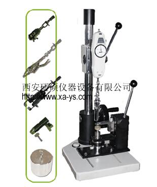 YG825型钮扣拉力试验机(机械式)