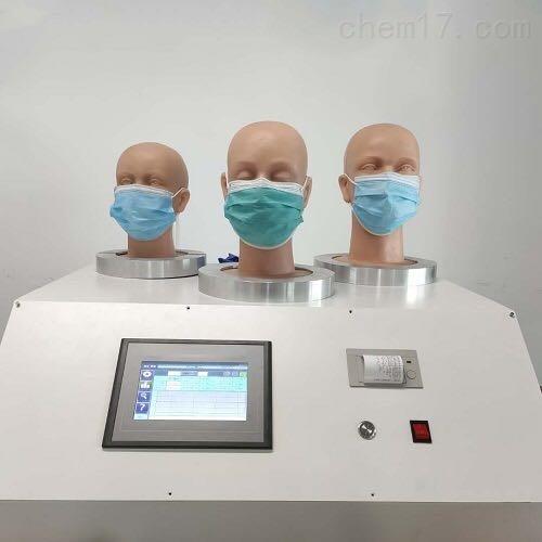 YG829口罩呼吸阻力自动测试仪