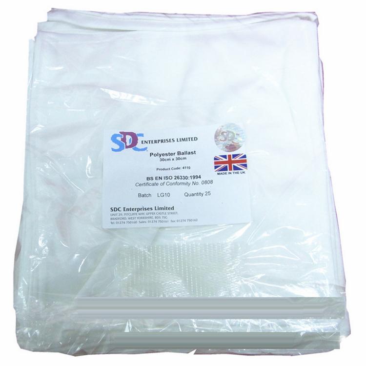 SDC欧标2001加重用陪洗布 ISO缩水率加重伴洗布BS EN